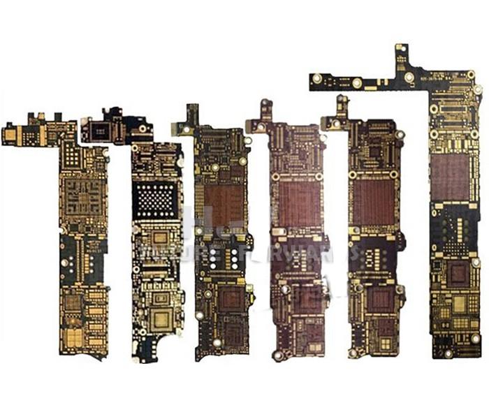 iPhone Logic Board Repair